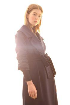 #Design #Alpha60 #Alpha60 Fashion Fashion Labels, Fashion Boutique, Raincoat, Winter Jackets, Unique, Design, Style, Rain Gear, Winter Coats