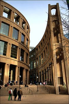 Vancouver Public Library - 350 West Georgia Street