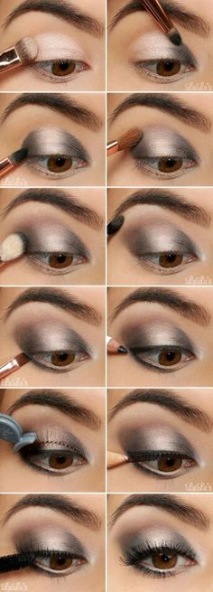 how to put on liquid makeup