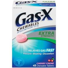 Gas-X Products $1.50 Off With Printable Coupon!