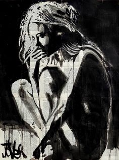 View LOUI JOVER's Artwork on Saatchi Art. Find art for sale at great prices from artists including Paintings, Photography, Sculpture, and Prints by Top Emerging Artists like LOUI JOVER. Art Sketches, Art Drawings, Street Art, Posca Art, Newspaper Art, Drawn Art, Art Graphique, Erotic Art, Love Art