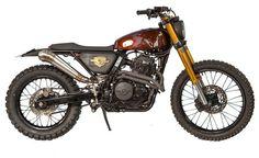 Мастерская Deus Ex Machina устроила голосование за свой лучший кастомный мотоцикл. Изображение №5.