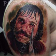 Paul Acker « Tattoo Art Project