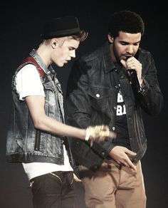 "Justin Bieber and Drake Exclusive Performance ""Right Here"" in Toronto!"