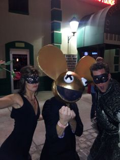 maskstopcom with diy deadmau5 costume myrtlebeach halloween