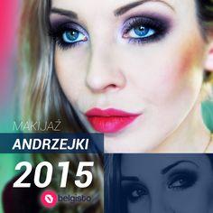 """Andrzejki tuż tuż! Wybierasz się na imprezę, ale nie wiesz jak się pomalować? Zaszalej i sprawdź jaki makijaż na andrzejki 2015 """"zmalowała"""" nam Asia!   http://www.belgisto.pl/news/21/1110/0/read.html"""