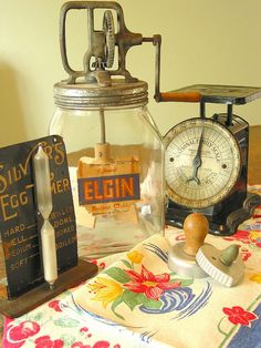 Vintage Kitchen Items | Flickr - Photo Sharing!