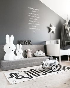 So many items we love in this picture, from one of our LuckyBoySunday doll to the Oyoy Adventure rug ! http://billieandaxel.com/PRODUCT-CATEGORY/brands/oyoy/