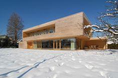 Haus Bösch, Lustenau   Vorarlberger Holzbaukunst