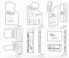 """Free Cabbage Patch Doll Clothes Patterns 