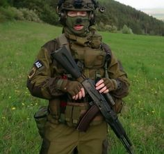 Russian airsoft kit