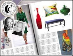 I pinned this from the Fashion + Decor - Curator's Collection event at Joss and Main!