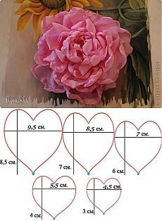 How to Make Beautiful Chiffon Rose (Master Class - Salvabrani Fabric flowers tutorial how to sew decorative fabric flowers Crafts Archives - Page 56 of 115 - DIY Tutorials Easy Fabric Flowers, Fabric Flower Pins, Paper Flowers Craft, Fabric Flower Tutorial, Paper Flowers Wedding, Organza Flowers, Fabric Roses, Giant Paper Flowers, Felt Flowers