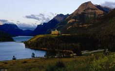 Glacier and Waterton Lakes National Parks  August 9-16, 2015
