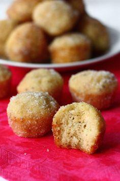 Finnish Recipes, Pretzel Bites, Vegan Recipes, Muffin, Peach, Vegetarian, Sweets, Bread, Baking