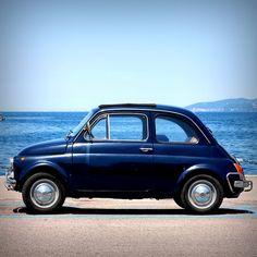 Fiat 500: l'amore di una vita...