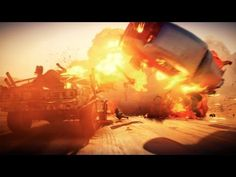 Mad Max for Mac and Linux – Announcement trailer - YouTube
