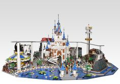 Lego Theme park | Thank you for your attention. OliveSeon. ━… | Flickr