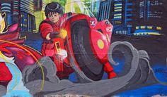 Resultado de imagem para graffiti akira