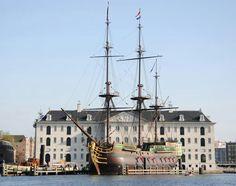 #Scheepsvaartmuseum in #Amsterdam http://travelbird.nl/stedentrip/amsterdam/ #TravelBird