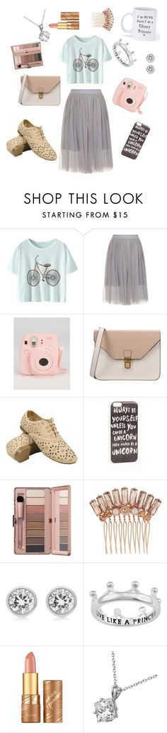 """""""Princess"""" by mad4sewing ❤ liked on Polyvore featuring 8, JFR, Henri Bendel, Michael Kors, tarte, Allurez, Disney, women's clothing, women's fashion and women"""