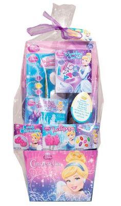 Get grooving with Disney Cinderella Easter Basket. Exclusive collection of Cinderella Kids Gifts for Birthday, Easter Day at PartyBell. Homemade Gift Baskets, Easter Gift Baskets, Baby Dolls For Kids, Toys For Girls, Toddler Gifts, Gifts For Kids, Kids Toys For Christmas, Cinderella Cupcakes, Princess Birthday Party Decorations