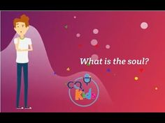 A living being made up of two parts that can't work without the other: a body and the breath of life.  Watch Now! Bible Videos For Kids, Genesis 2, Christianity, How To Become, Knowledge, Study, Faith, This Or That Questions, Life