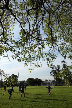 football at Zonamerica. :)