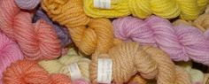 Web site for Australian supply of natural dyes.