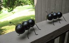 HappyModern.RU | Необычные украшения для сада своими руками (60 фото)…