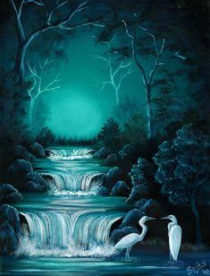Misty Creek by Spikylein on DeviantArt