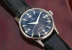 "Is this a ""fantasy"" vintage Seamaster?"