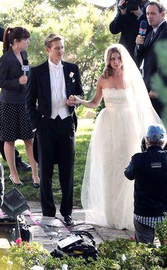 Emily VanCamp, Wedding, Revenge