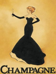 """""""Champagne is the only wine that leaves a woman beautiful after drinking it."""" Madame De Pompadour"""