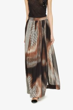 faldas largas on pinterest maxis long skirts and zara