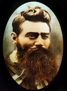 A biography of Australia's most well known outlaw, Ned Kelly, by the Australian National University. Peace At Last, Famous Serial Killers, Ned Kelly, Australian National University, Bonnie N Clyde, Archaeology, Biography, Famous People, Melbourne