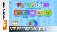 Playroom - Lessons with Max [fun activities for toddlers and preschooler...