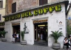 Tazza d'Oro is the place to be for your breakfast in #Rome #Italy