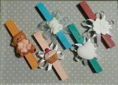 Mollette  decorate segnaposto, by Le creazioni di Milù, 1,50 € su misshobby.com