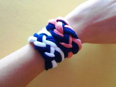 Tutorial pulsera trapillo
