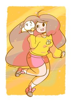 +Bee and Puppycat+ by Kelsea-Chan