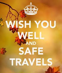 50 safe journey wishes to inspire the best flights and road trips wish you well and safe travels travel tips for everyone m4hsunfo