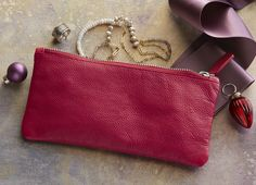 Luxurious Jewelry Pouch - r chic pouch.