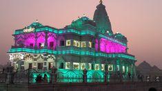 #magiaswiat #podróż #zwiedzanie #indie #blog #azja #zabytki #swiatynia #miasto #kosciół #katedra #yamuna #krsna #shiva #durga #vrindavan Indie, Durga, Shiva, Mansions, House Styles, Blog, Home Decor, Decoration Home, Manor Houses