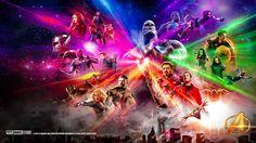 Avengers Infinity War Comic Wallpaper Wide ~ Desktop Wallpaper Box