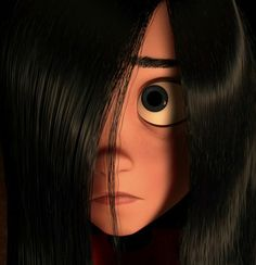 The Incredibles - Violet was always my favourite :)