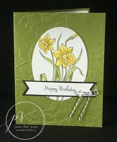 You're Inspiring All images © 1990-201 8 Stampin' Up!® Supplies: Stamp Sets: You're Inspiring (145808 - clear moun...
