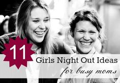 How to Plan Girls Night Out