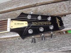 aria ta 60 made in japan 1982 es 335 in hessen kassel musikinstrumente und zubeh r gebraucht. Black Bedroom Furniture Sets. Home Design Ideas