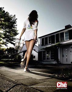 Ché Magazine: Milk lady
